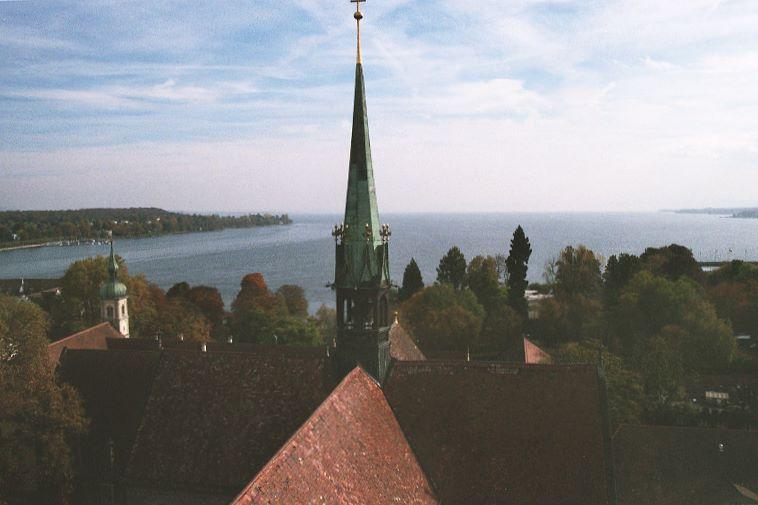 Über den Dächern von Konstanz