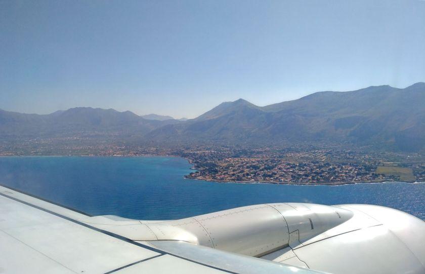 Flug_Palermo