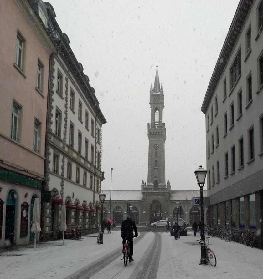 Konstanz im Schnee (2)
