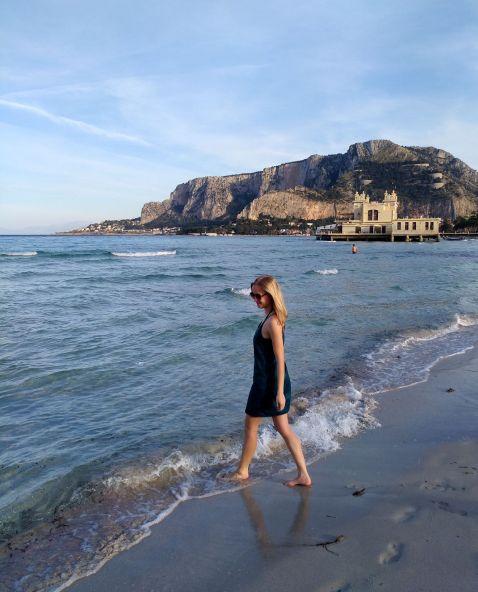 Sonne-Meer-Strand